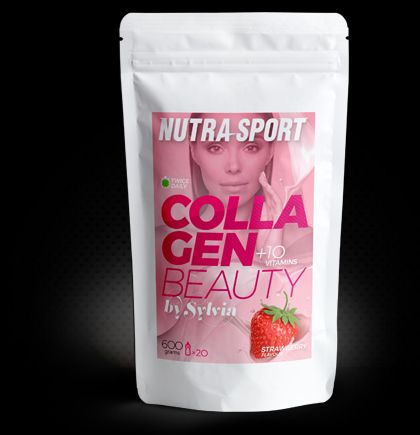 Collagen Beauty by Sylvia Strawberry