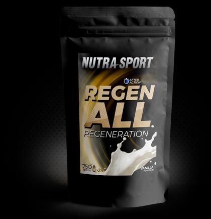 regenall regeneration vanilla