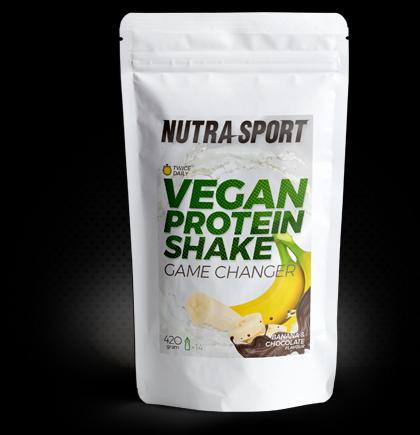 Vegán Protein Shake